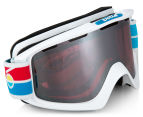 Bollé Nova Snow Goggles - White/Vermilion Gun 2