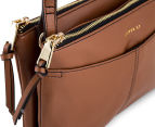 Cooper St Connect Leather Sling Bag - Tan 5