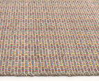 Scandi Floors Artisan Wool 280x190cm Rug - Grey 3