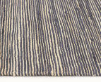 Scandi Floors Artisan Hemp 225x155cm Rug - Navy 3