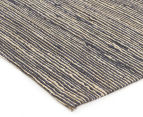 Scandi Floors Artisan Hemp 320x230cm Rug - Navy 2