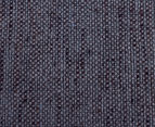 Handwoven Wool & Jute Flatweave 225x155cm Rug - Smoke 4