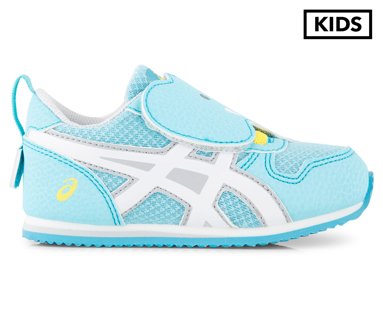 toddler asics shoes