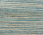Scandi Floors Artisan Hemp 225x155cm Rug - Turquoise 5