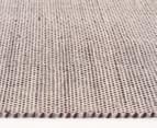 Scandi Floors Artisan Wool 280x190cm Rug - Aubergine 3