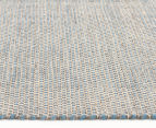 Scandi Floors Artisan Wool 280x190cm Rug - Blue 3