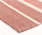 Scandi Floors Artisan Wool 225x155cm Rug - Blush 2