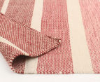 Scandi Floors Artisan Wool 225x155cm Rug - Blush 4