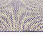Scandi Floors Artisan Wool 225x155cm Rug - Navy 3