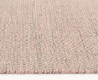 Scandi Floors Artisan Wool 320x230cm Rug - Pink 3