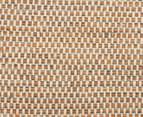 Scandi Floors Artisan Wool 280x190cm Rug - Rust 5