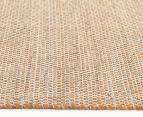 Scandi Floors Artisan Wool 320x230cm Rug - Rust 3