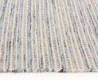 Scandi Floors Artisan Wool 225x155cm Rug - Blue 3