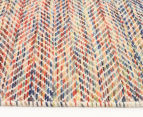 Scandi Floors Artisan Wool 225x155cm Rug - Multi 3
