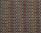 Scandi Floors Artisan Wool 225x155cm Rug - Black 5
