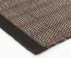 Scandi Floors Artisan Wool 320x230cm Rug - Black 2
