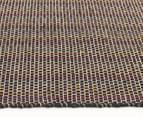 Scandi Floors Artisan Wool 320x230cm Rug - Black 3