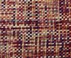 Handwoven Pure Wool Flatweave 280x190cm Rug - Multi 4