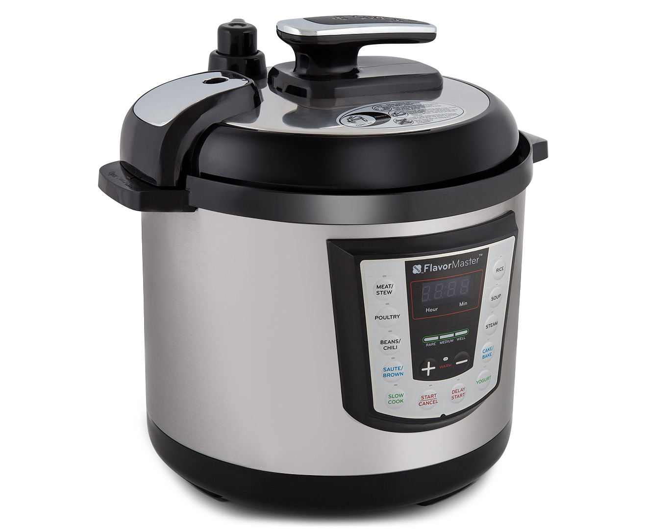 Sears Pressure Cooker FlavorMaster 10-in-1 Multifunction Cooker | Scoopon Shopping