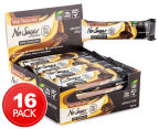 16 x Well Naturally No Sugar Added Bars Dark Choc Almond Chip 45g 1