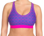 Triumph Triaction Zen Summer Top - Blue Light Combination 1