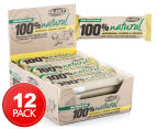 12 x Balance 100% Natural High Protein Bar Macadamia, Almond & Cashew 60g 1
