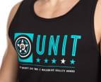 Unit Men's Fort Tank - Black 5