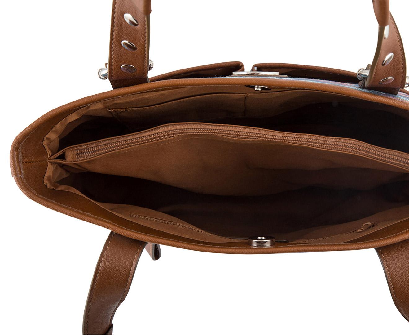 1febf206ec6 Relic Bleeker NS Tote Bag - Tropical   Catch.com.au