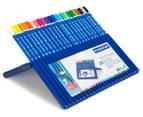 STAEDTLER Ergo Soft Aquarell Triangular Watercolour Pencils 24-Pack 2