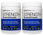BSc Essentials Strength Protein Blend Chocolate 2pk 500g 1