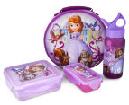 Zak! Sofia the First 4-Piece Lunch Set - Purple 1