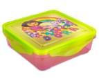 Zak! Dora the Explorer 4-Piece Lunch Set - Pink 3