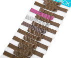 Conair Bobby Pins 130-Piece Value Pack - Brown/Multi  2