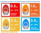 Grobag Travel 1.0 Tog Baby Sleep Bag - Orbit 3