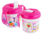 Zak! Minnie Mouse Infant Mealtime Set - Pink 3