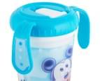 Zak! Mickey Mouse Training Tumbler w/ Handles 300mL - Blue 4