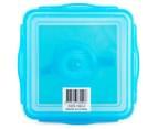 Zak! Minions Snap Sandwich Container - Blue 6