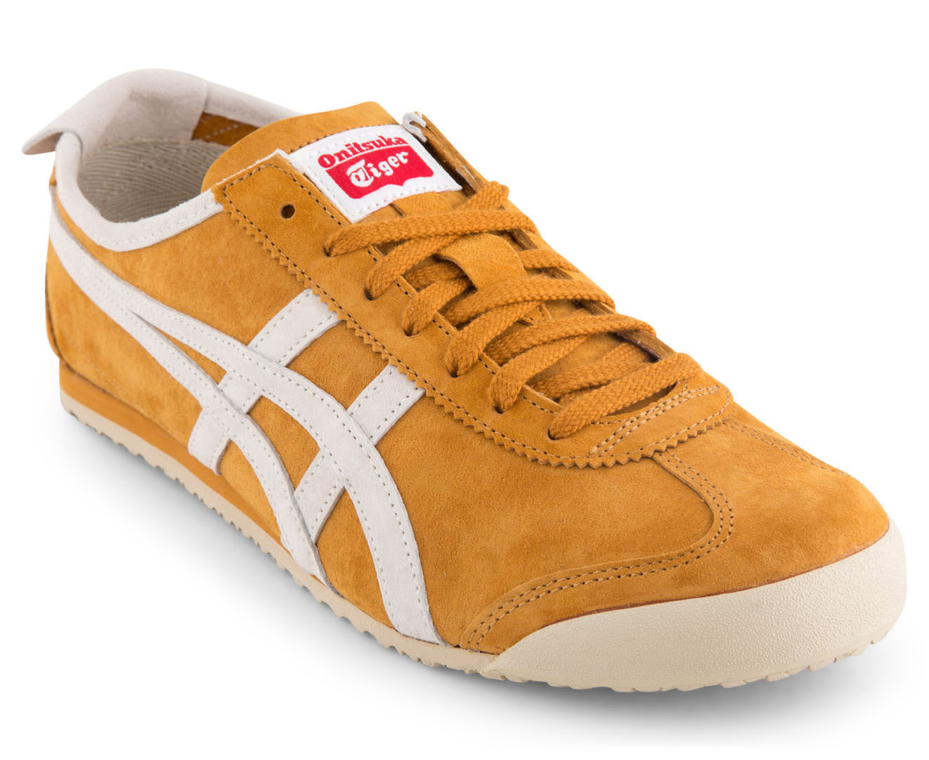 best loved 2bd98 05d58 Onitsuka Tiger Mexico 66 Shoe - Tan/Off-White