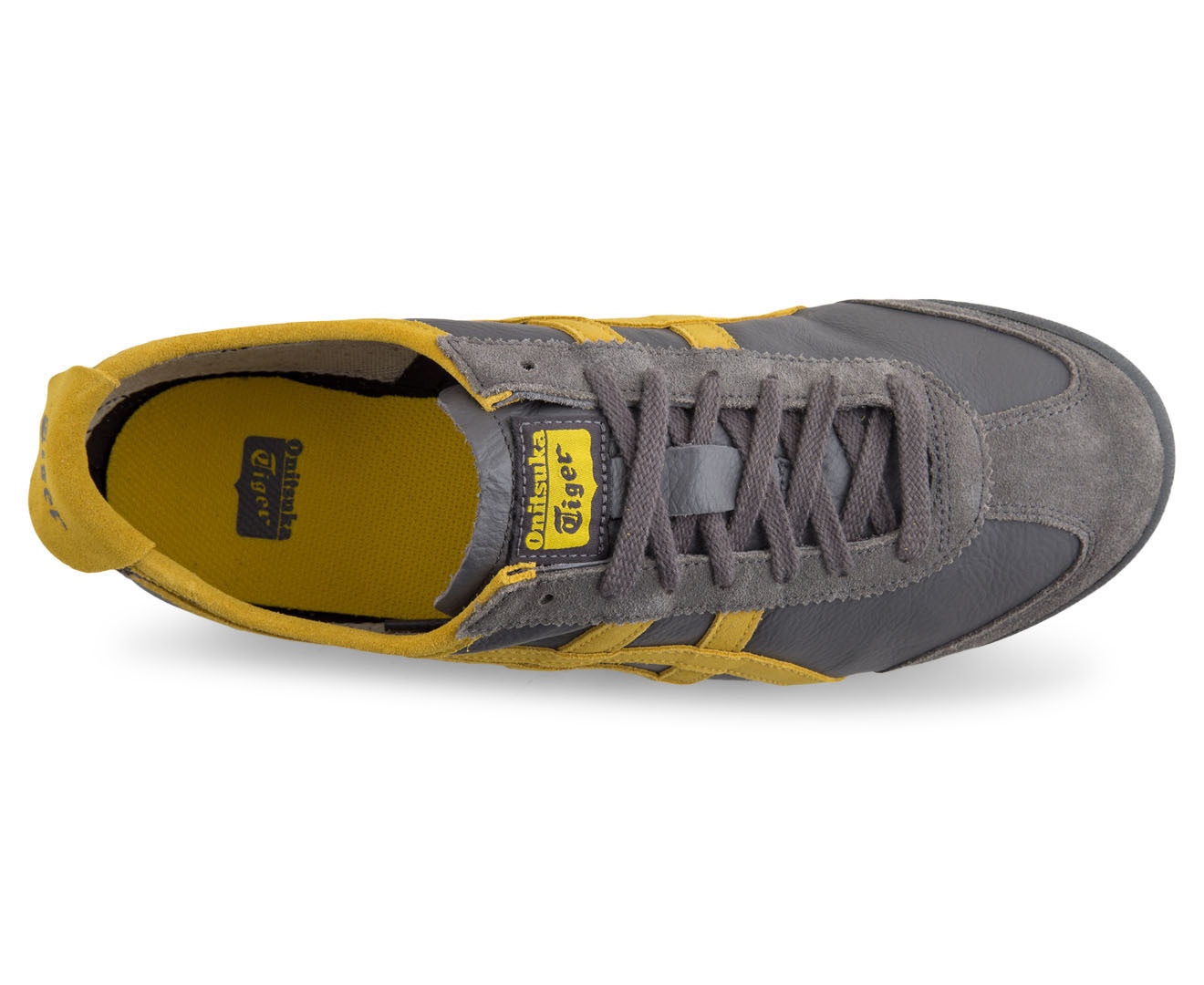 the latest db7f0 60903 Onitsuka Tiger Mexico 66 Vintage Shoe - Grey/Sulphur