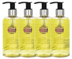 4 x Imperial Leather Citrus Grove Antibacterial Handwash 250mL 1