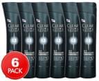 6 x Clear Men Scalp Therapy Anti-Dandruff Shampoo & Conditioner 200mL 1
