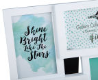 4-Photo Gallery Collage Frame - White 4
