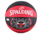 SPALDING NBA Chicago Bulls Basketball - Size 7 1