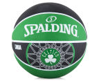 SPALDING NBA Boston Celtics Basketball - Size 7 1