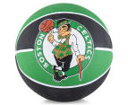 SPALDING NBA Boston Celtics Basketball - Size 7 2