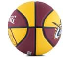 SPALDING NBA Cleveland Cavaliers Basketball - Size 7 3