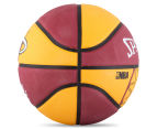 SPALDING NBA Miami Heat Basketball - Size 7 3