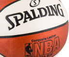 SPALDING NBA Reflex Composite Leather Basketball - Size 7 4