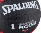 SPALDING NBA Chicago Bulls Derrick Rose Basketball - Size 7 4