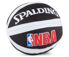 SPALDING NBA Logoman Micro-Mini Basketball Set 5